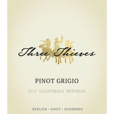 Three Thieves Pinot Grigio White Wine