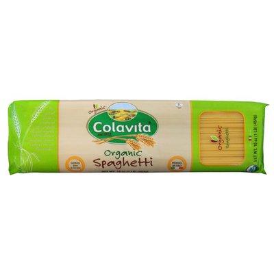 Colavita Organic Spaghetti Pasta