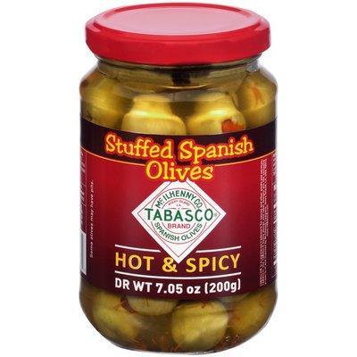 Tabasco ® Brand Hot & Spicy Stuffed Spanish Olives