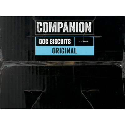 Companion Large Dog Biscuits