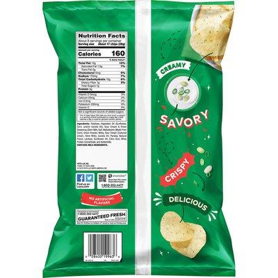 Lay's Sour Cream & Onion Flavored Potato Chips