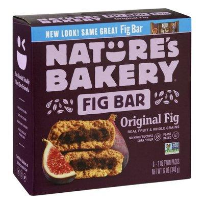 Nature's Bakery Whole Wheat Original Fig Bar