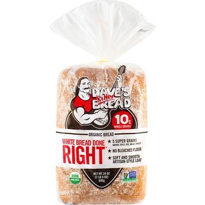 Dave's Killer Bread Organic Bread