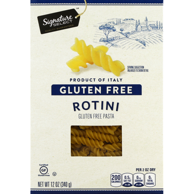 Signature Select Rotini, Gluten Free