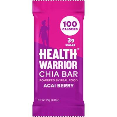 Health Warrior Acai Berry Chia Bar