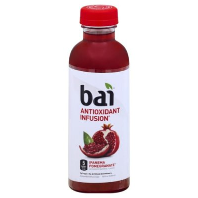 Bai Ipanema Pomegranate, Antioxidant Infused Beverage