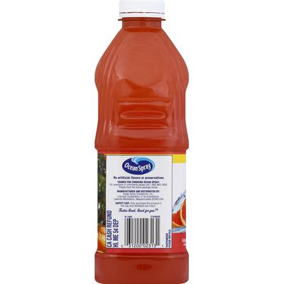 Ocean Spray Ruby Red Grapefruit Juice Drink