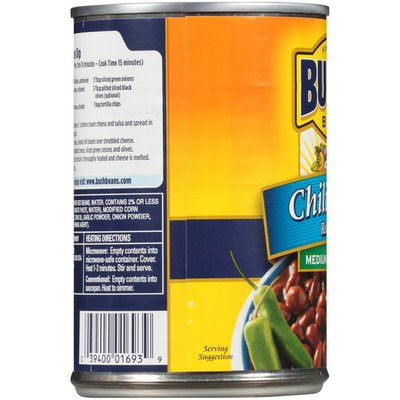 Bush's Best Red Beans in a Medium Chili Sauce