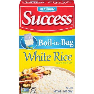 Success Ten Minute Boil-in-Bag White Rice