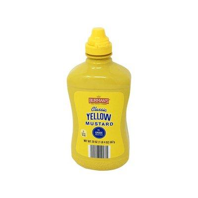 Burman's Yellow Mustard