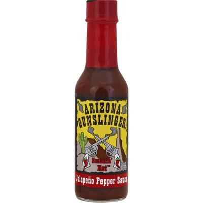 Arizona Gunslinger Sauce, Jalapeno Pepper