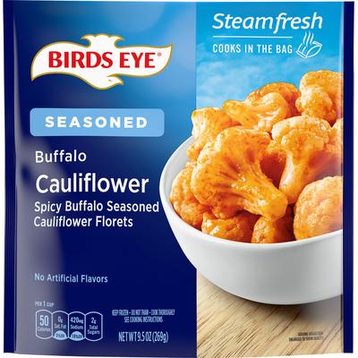 Birds Eye Cauliflower, Buffalo, Seasoned