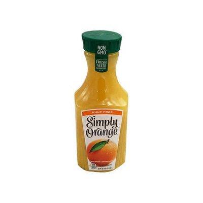 Simply Orange Pulp-Free Orange Juice