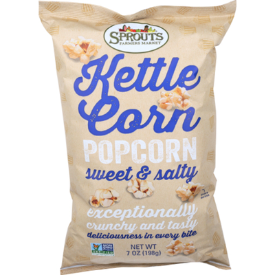 Sprouts Sweet & Salty Kettle Corn