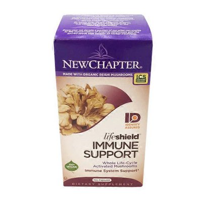 Newchapter Lifeshield Immune System Support Dietary Supplement