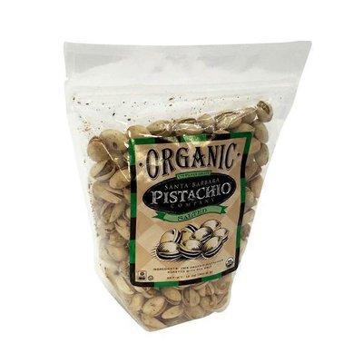 Santa Barbara Pistachio Company Organic Salted Pistachio