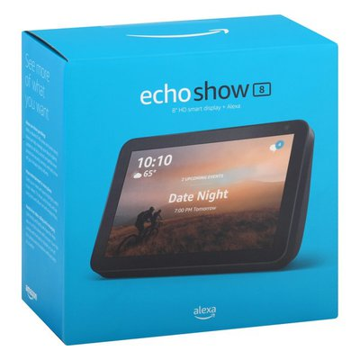 Echo Show Smart Display, 8 Inches