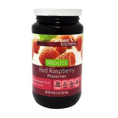 Signature Kitchens Raspberry Seedless Preserves