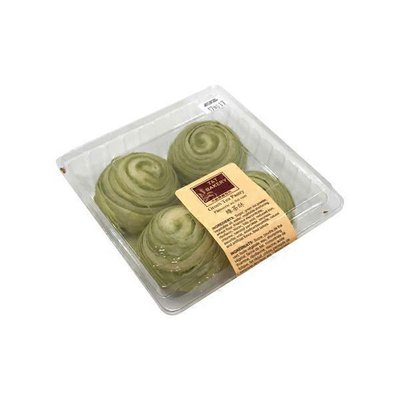 Green Tea Pastry