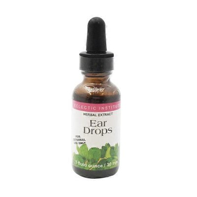 Eclectic Institute Ear Drops