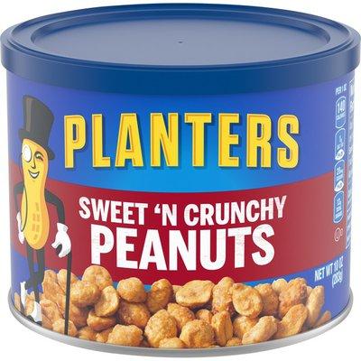 Planters Sweet 'N Crunchy Peanuts