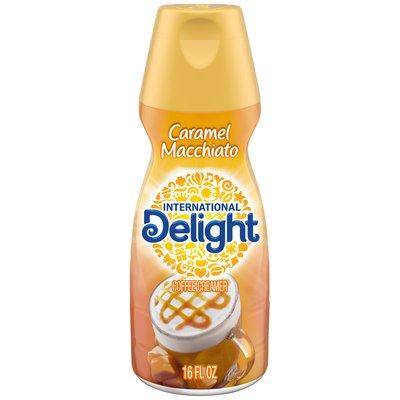 International Delight Caramel Macchiato Coffee Creamer