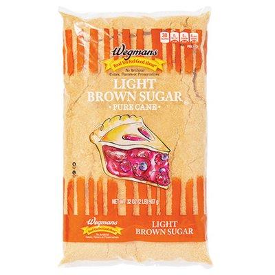 Wegmans Food You Feel Good About Light Brown Sugar