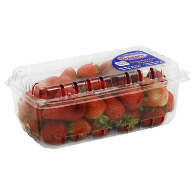 California Giant Strawberries