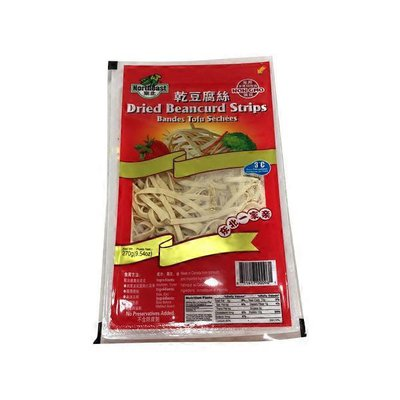 Noreast Food Dried Bean Curd Strips