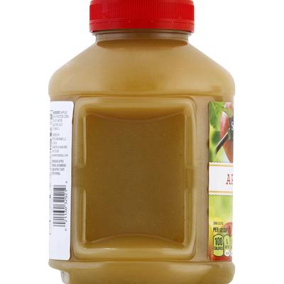 Signature Select Apple Sauce, Sweetened