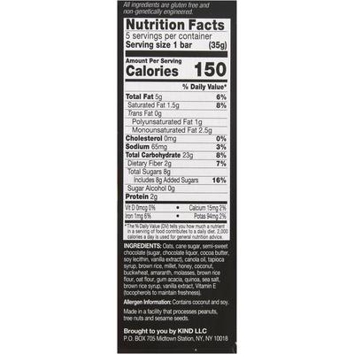 KIND Healthy Grains Granola Bars, Gluten Free, Dark Chocolate Chunk