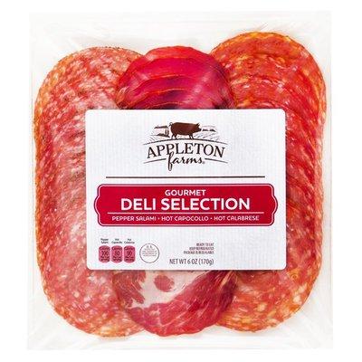 Appleton Farms Gourmet Deli Selection
