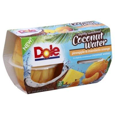 Dole Pineapple & Mandarin Oranges