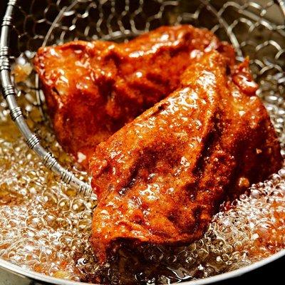 McCormick® Golden Dipt® Cajun Style Seafood Fry Mix
