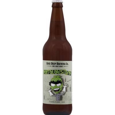 Knee Deep Brewing Co Hoptologist Double IPA