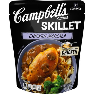 Campbell's® Skillet Sauces Chicken Marsala Sauce