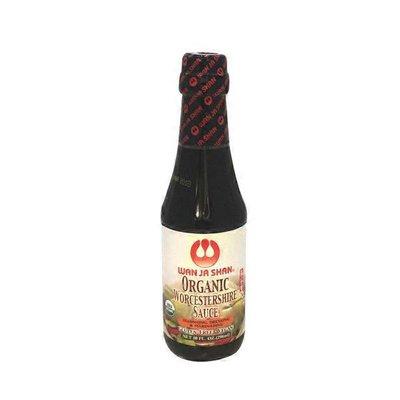 Wan Ja Shan Organic Worcestershire Sauce