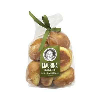 Macrina Bakery Brioche Sliders