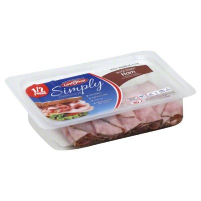 Land O' Frost Simply Delicious Black Forest Ham