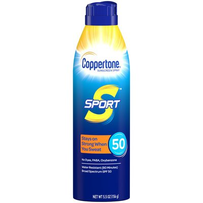 Coppertone Sport Sunscreen Continuous Spray SPF 70