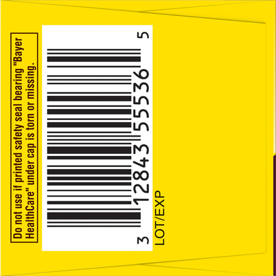Bayer Aspirin, 325 mg, Coated Tablets