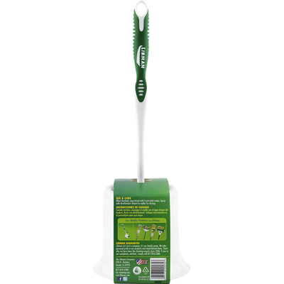 Libman Bowl Brush, and Caddy