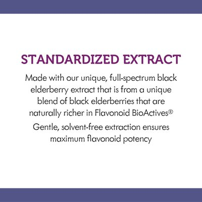 Nature's Way Sambucus Organic Elderberry + Vitamin C Zinc Lozenges