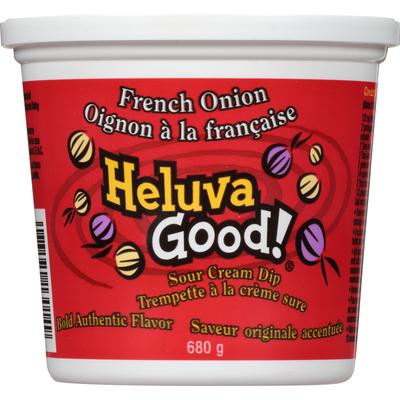 Heluva Good! French Onion Sour Cream Dip