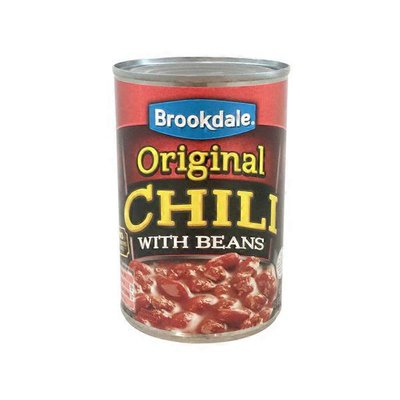 Brookdale Chili with Beans