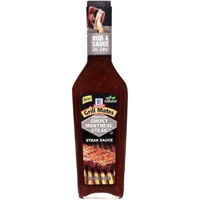 McCormick® Grill Mates® Premium Smoky Montreal Steak ™ Steak Sauce