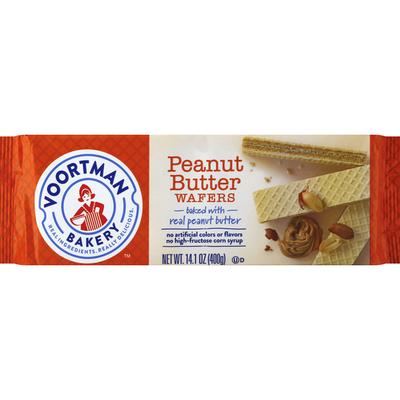 Voortman Wafers, Peanut Butter