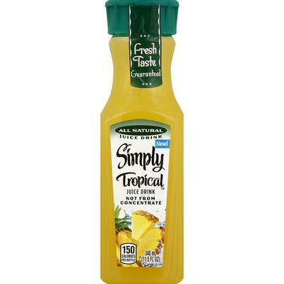 Simply Juice Drink, Tropical