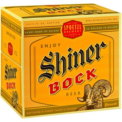 Spoetzl Brewery Shiner Bock Beer