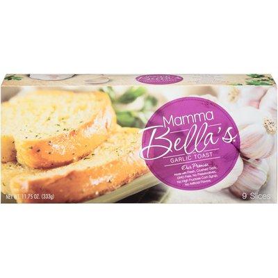 Mamma Bella Garlic Toast